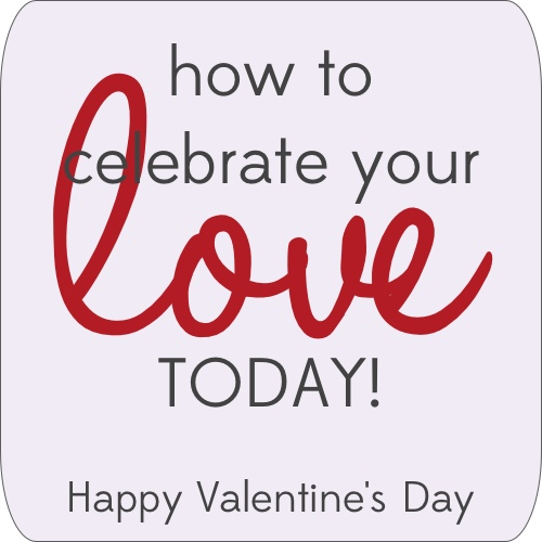 celebrate your love